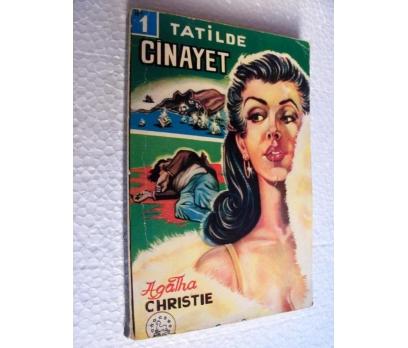 TATİLDE CİNAYET Agatha Christie CEYLAN YAY.