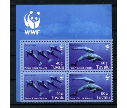 TUVALU ** 2006 KATİL BALİNA TAM SERİ SÜPER (010)