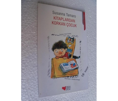 KİTAPLARDAN KORKAN ÇOCUK Susanna Tamaro SIFIR