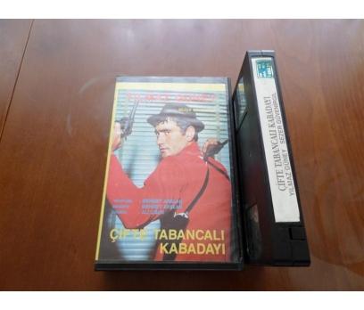 ÇİFTE TABANCALI KABADAYI YILMAZ GÜNEY VHS FİLM