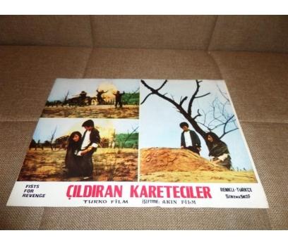 ÇILDIRAN KARETECİLER TURKO FİLM LOBİ KART