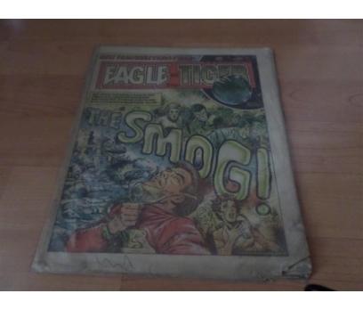 EAGLE TIGER YABANCI ÇİZGİ ROMAN