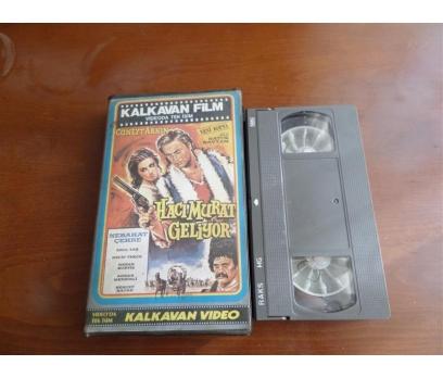 HACI MURAT GELİYOR CÜNEYT ARKIN NEBAHAT ÇEHRE VHS