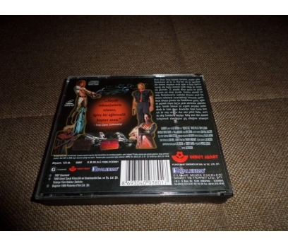 VCD THE FIFTH ELEMENT BRUCE WILLIS MILLA JOVOVICH 3