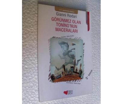 GÖRÜNMEZ OLAN TONİNO'NUN MACERALARI Gianni Rodari