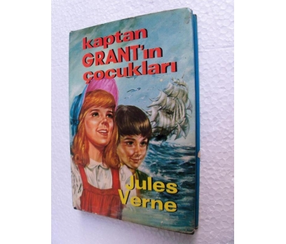 KAPTAN GRANT'IN ÇOCUKLARI Jules Verne ÖĞÜN YAYINLA