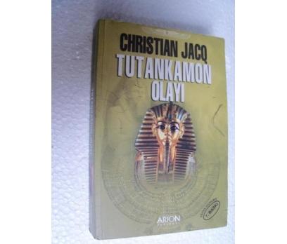 TUTANKAMON OLAYI Christian Jacq