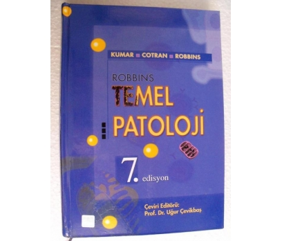 ROBBINS TEMEL PATOLOJİ kumar - cotran - robbins