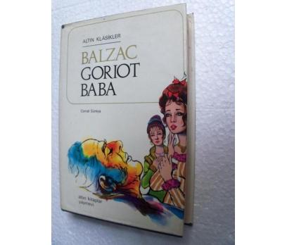 GORIOT BABA - BALZAC altın kitaplr.yay.