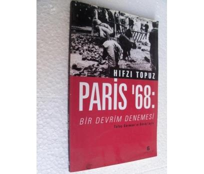 PARİS '68 BİR DEVRİM DENEMESİ - HIFZI TOPUZ 1