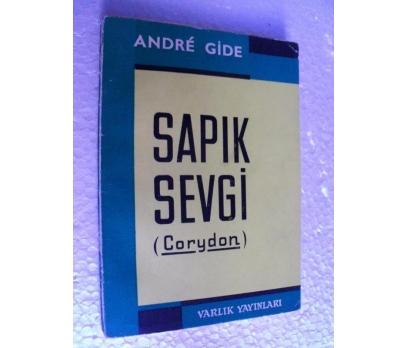 SAPIK SEVGİ Andre Gide VARLIK YAYINLARI
