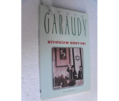 SİYONİZM DOSYASI Roger Garaudy
