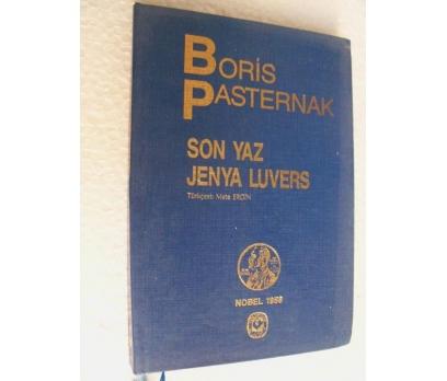 SON YAZ Boris Pasternak  KUZEY YAYINLARI