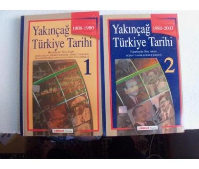 YAKINÇAĞ TÜRKİYE TARİHİ S Akşin, B. Tanör, Boratav