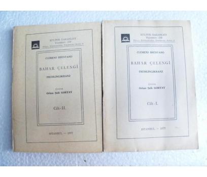 BAHAR ÇELENGİ Clemens Brentano I - II