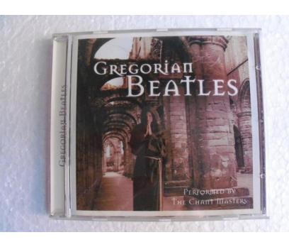 GREGORIAN BEATLES-PERFORMED BY THE CHANT MASTERS-C
