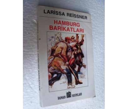 HAMBURG BARİKATLARI - LARISSA REISSNER oda kitap