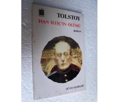 İVAN İLYİÇ'İN ÖLÜMÜ - TOLSTOY  oda kitap yay.