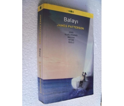 BALAYI - JAMES PATTERSON