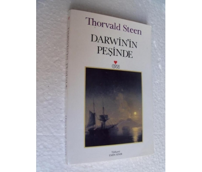 DARWİN'İN PEŞİNDE - THORVALD STEEN