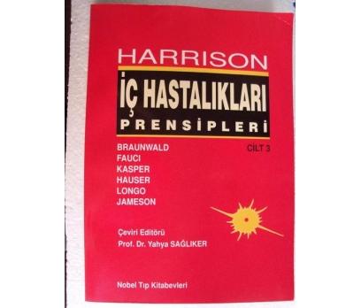 HARRISON'S İÇ HASTALIKLARI PRENSİPLERİ 3-BRAUNWALD