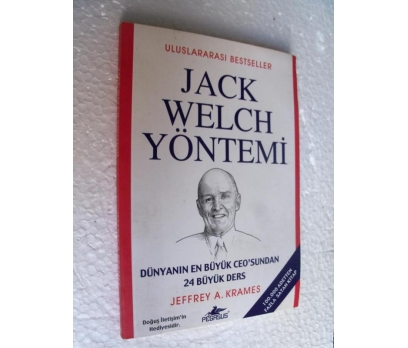 JACK WELCH YÖNTEMİ - JEFFREY A.KRAMES