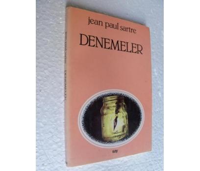 DENEMELER Jean Paul Sartre