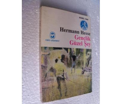 GENÇLİK GÜZEL ŞEY Hermann Hesse CEM YAYINLARI