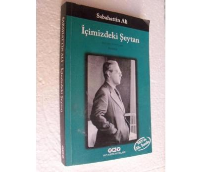 İÇİMİZDEKİ ŞEYTAN Sabahattin Ali
