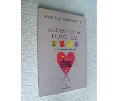 KADINLARDA DUYGUSAL ZEKA - MARIELA SARTORIUS