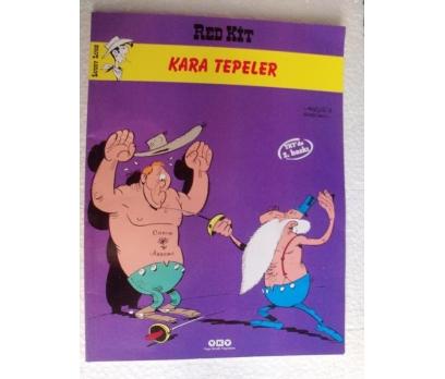 KARA TEPELER RED KİT Morris & Goscinny YKY