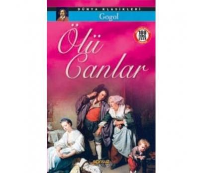 ÖLÜ CANLAR - GOGOL (cep boy)