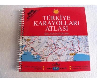 TÜRKİYE KARAYOLLARI ATLASI - ÖZEL KOLEKSİYON 2009