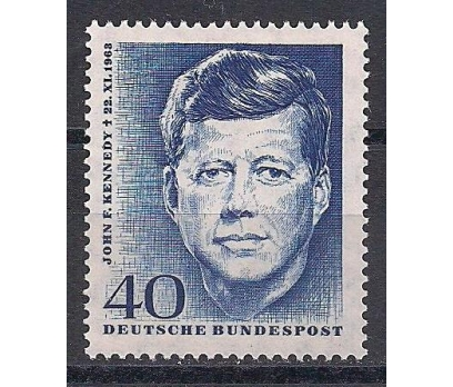 1964 Almanya J.F. Kennedy Damgasız**