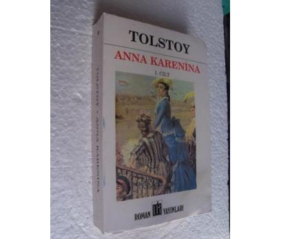 ANNA KARENİNA - TOLSTOY oda yay 1.cilt