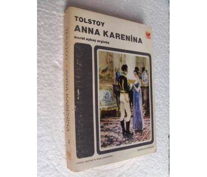 ANNA KARENİNA - TOLSTOY sosyal yay 4.cilt