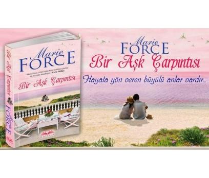 BİR AŞK ÇARPINTISI - MARİE FORCE