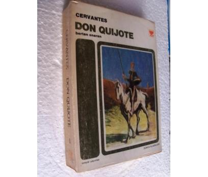 DON QUIJOTE 1 Miguel de Cervantes SOSYAL YAY.