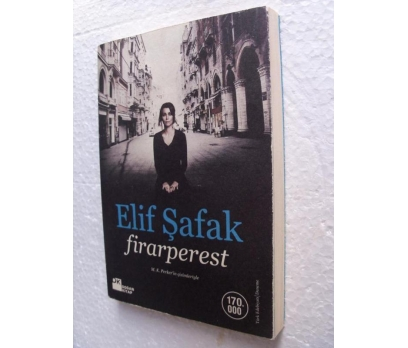 FİRARPEREST Elif Şafak