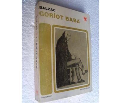 GORIOT BABA - BALZAC sosyal yay.