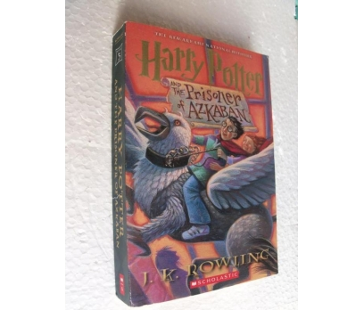 HARRY POTTER AND THE PRISONER OF AZKABAN Rowling