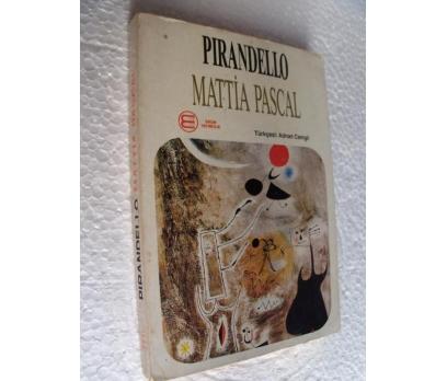 MATTİA PASCAL Pirandello