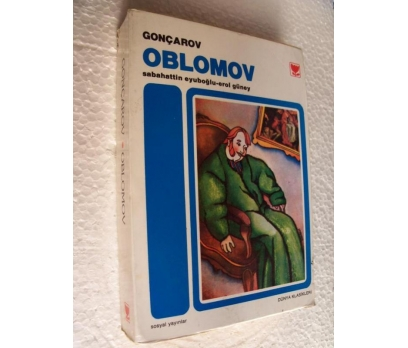 OBLOMOV - GONÇAROV