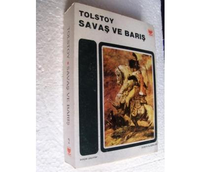 SAVAŞ VE BARIŞ Tolstoy SOSYAL YAY. 2. cilt