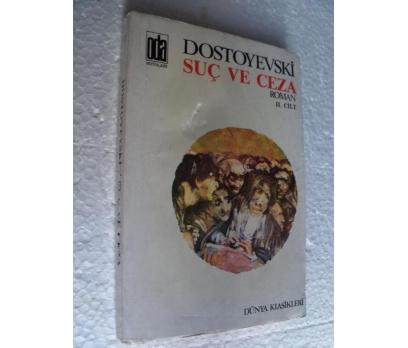 SUÇ VE CEZA 2  - DOSTOYEVSKI