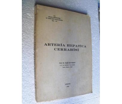ARTERİA HEPATİCA CERRAHİSİ - İSMAİL KAYABALI