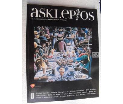ASKLEPIOS TIP KÜLTÜRÜ DERGİSİ 2003
