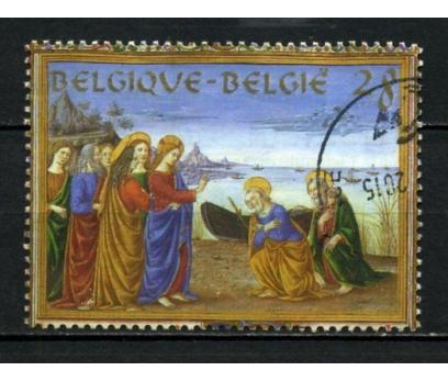 BELÇİKA DAMGALI 1993 İSA VE HAVARİLERİ TAM S.(013)