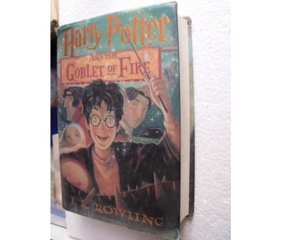 HARRY POTTER AND THE GOBLET OF FIRE J.K. Rowling