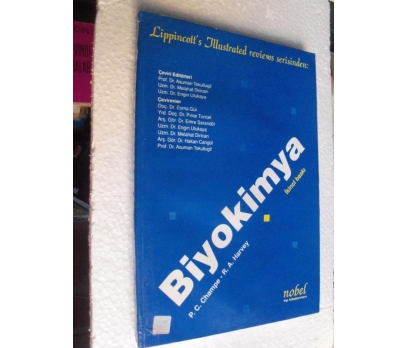 Lippincott's Biyokimya (2.Baskı)  P.C. Champe-R.A.